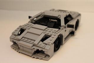 Lego Lamborghini Murcielago LP640