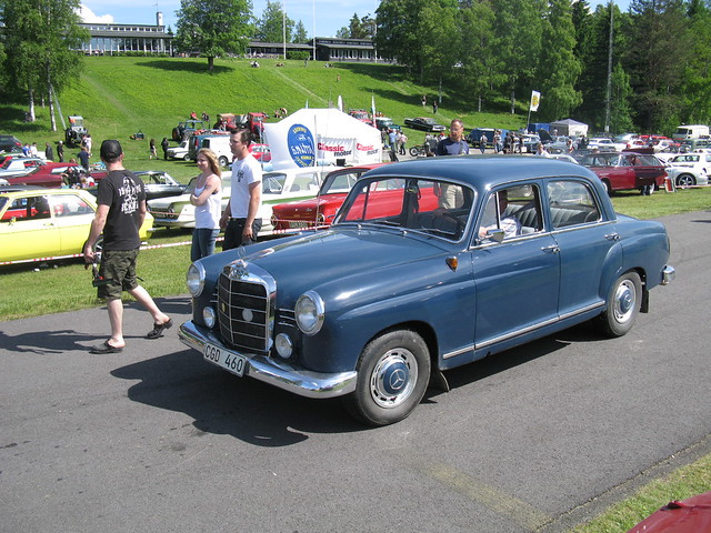 Image of 190b (W121b) - Mercedes-Benz