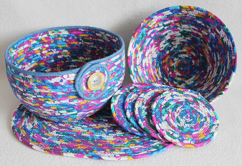 wildflower coiled colourway