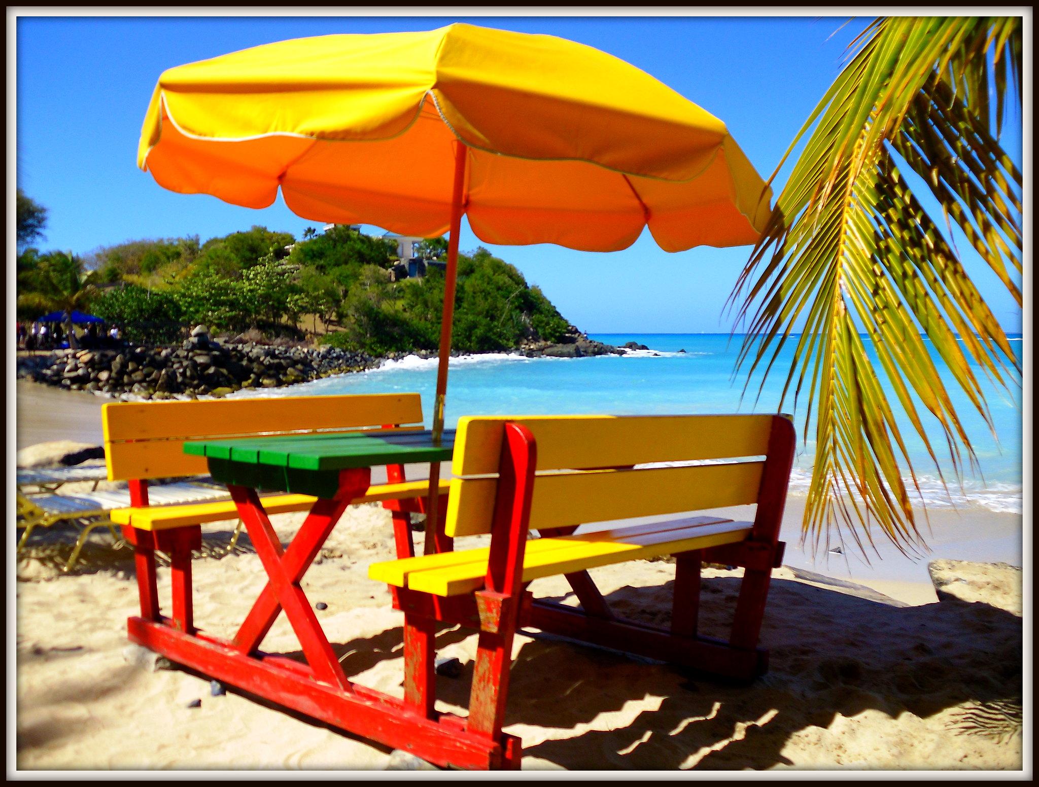 Sint Marteen Caribbean