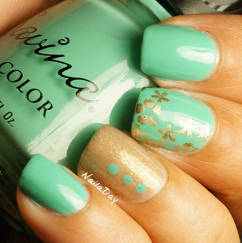 NailaDay: Savina Royalty Skittlette