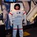 Josh in a space suit