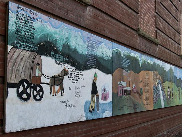 Kalispell mural