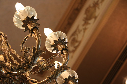 chandelier  Canon EOS 70D