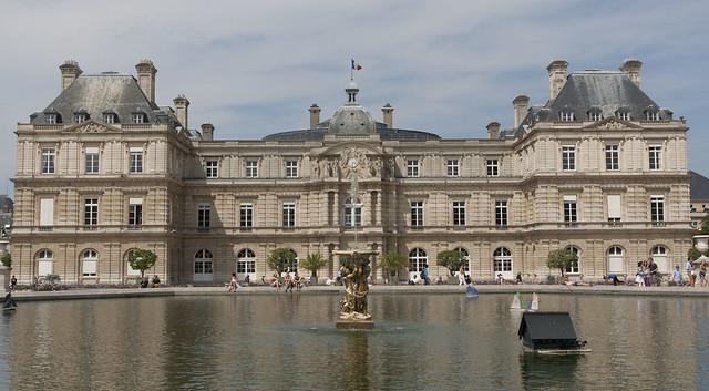 Parc de Bercy, Muséum National d'Histoire Naturelle, Galeries de Paléontologie et d'Anatomie Comparée, Jardin du Luxembourg, Panthéon