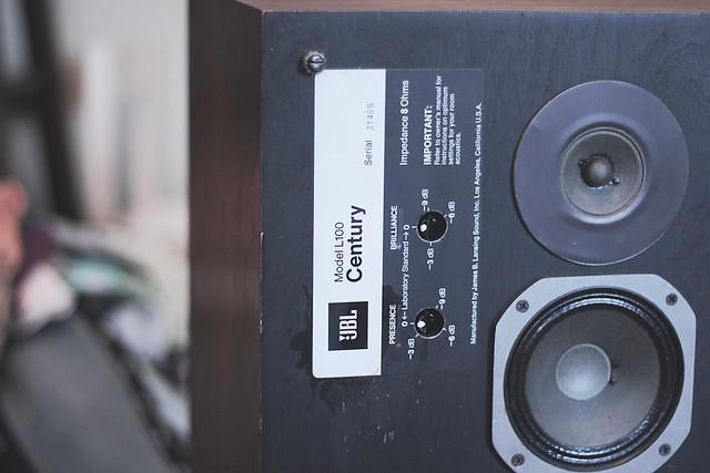 YES  Finally nabbed some JBL Century L100's  | Audiokarma
