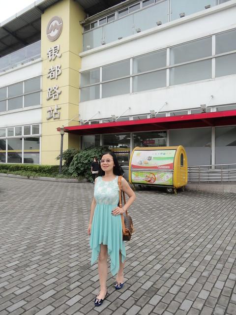 Shanghai Metro Station (6)