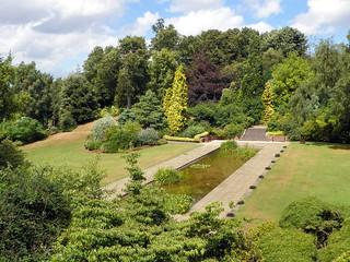 Hill Garden Pond