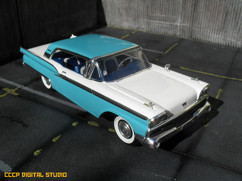 Revell 59 Ford Skyliner Page 3 Car Kit News Amp Reviews