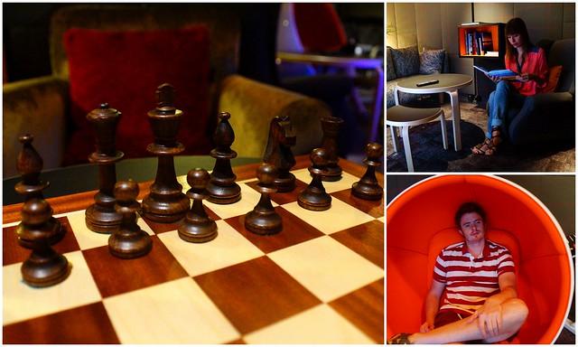 Radisson Blu Plaza Lounge