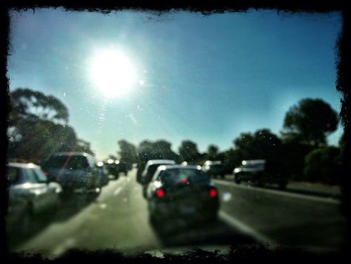 California Dreaming by Damian Gadal