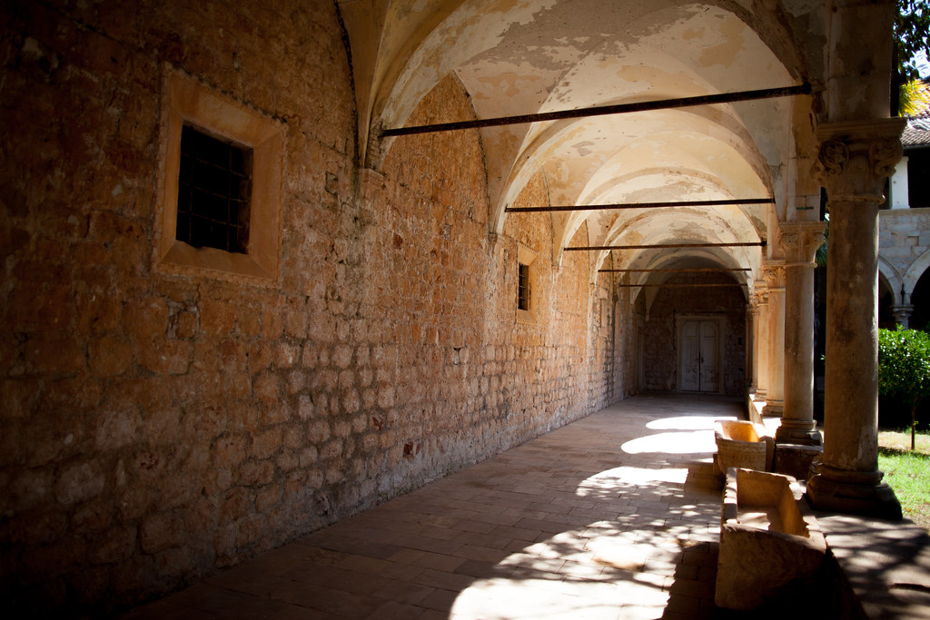 Former Benedictine monastery