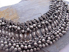 Antique Bedouin Yemeni Necklace.