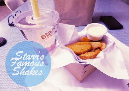 starr's famous shakes UST Dapitan