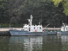 Hydrographischer Kutter K-10 in Kolobrzeg