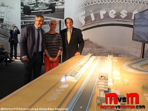 Presentación Circuito del Jarama RACE Track proyecto 2021