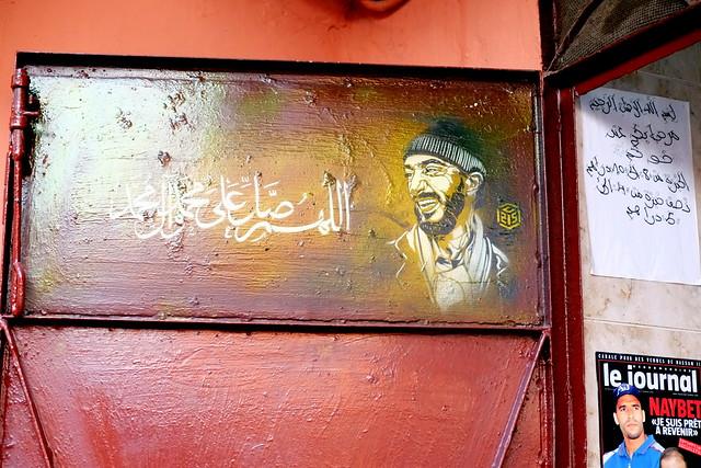 stencil | c215 | marrakesh