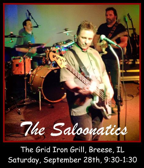 The Saloonatics 9-28-13