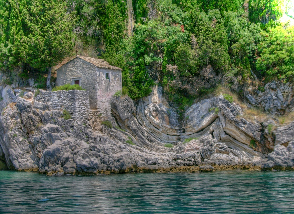 23. Una vivienda imposible junto al mar. Autor, Getty