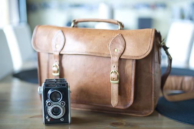 My Leftover Studio Camerabag