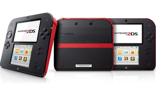 Nintendo 2DS: Version en 2D de la Nintendo 3DS