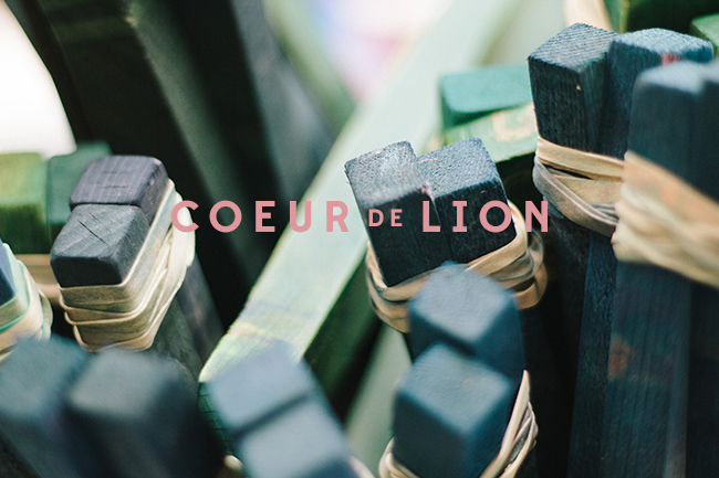 Coeur De Lion - Header