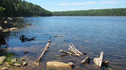 camping nature québec canot pleinair parcdelamauricie louuiss lequébecetsesparcsnationaux
