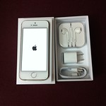Apple iPhone 5S Gold unboxing pictures
