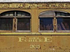 Museo Ferroviario - Santiago de Chile