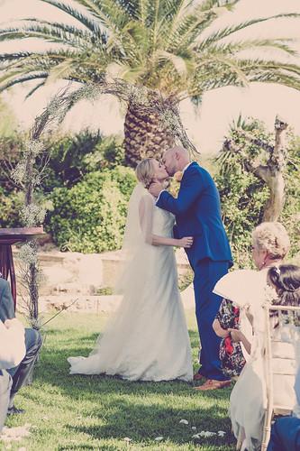 Tamara & Kieran, real Ibiza wedding