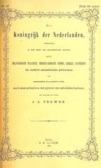"""British Library digitised image from page 445 of """"Het Koningrijk der Nederlanden voorgesteld in eene reeks van ... schilderachtige gezigten ... en beschreven door J. L. Terwen"""""""