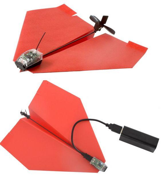 Бумажные самолетики PowerUp 3.0