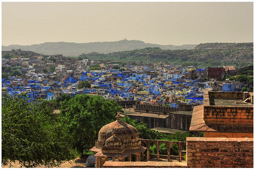 Jodhpur IND - the blue City 01
