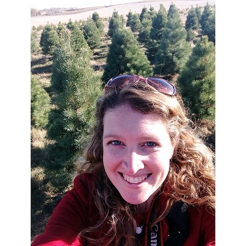 Help! I'm lost at a Christmas Tree farm #notreally #bostineloschristmas2013