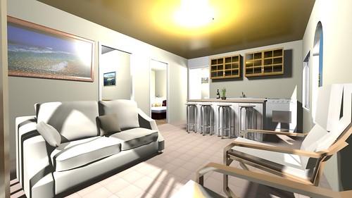 Living Kitchen alt angle