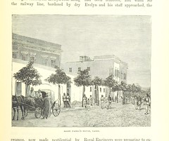"""British Library digitised image from page 207 of """"Cassell's History of the War in the Soudan"""""""