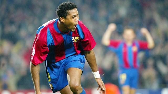 !Francisco Javier Fernandez¡ VÍDEO - ¿Recuerdas la etapa de Patrick Kluivert en el Barça? El programa 'El 9' de Barça TV lo recuerda