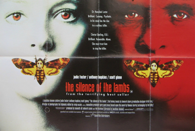 10 the silence of the lambs uk lifestyle blog the finer things club movies to see listography