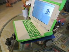 Scratch controling a robotic XO