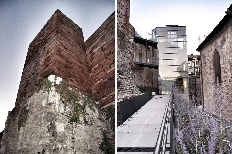 muralla vitoria_restauración_cedro rojo_color
