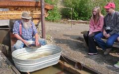 Kopalnia złota Eldorado w Fairbanks