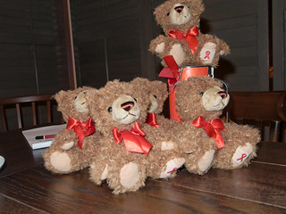 Aids Teddy
