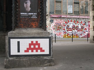 Space Invader PA_823 : desactivated now !