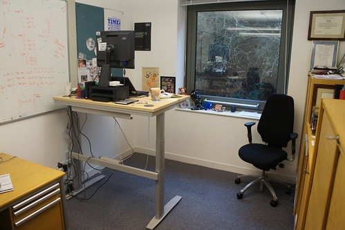 Standing desk... mark 2