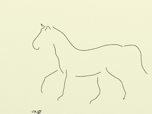 Caballo Simple