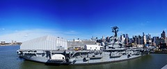 Intrepid Museum Panorama II