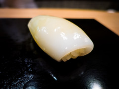 Sumi-ika (Squid) @ Sukiyabashi Jiro