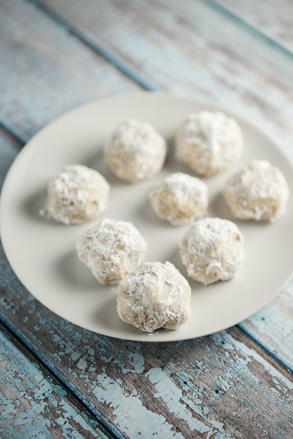 Snowball Cookies (5)
