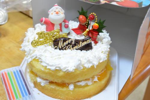 クリスマスケーキ cotta