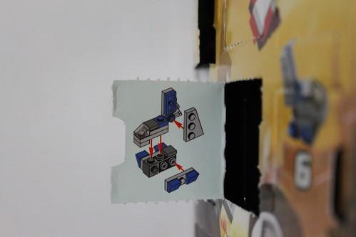 LEGO Star Wars 2013 Advent Calendar (75023) - Day 19 - Separatist Shuttle